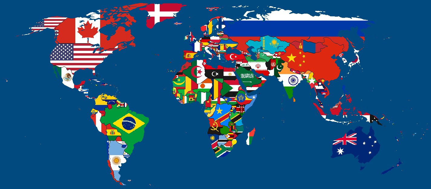 Flag_map_without_coastlines